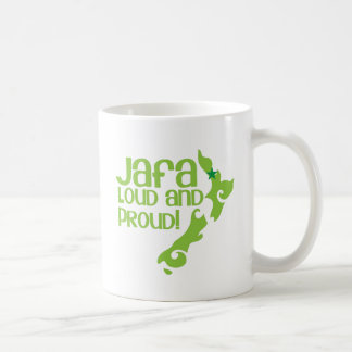 JAFA Loud and proud! (New Zealand Auckland) Coffee Mug