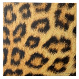 Jaguar Fur Tile