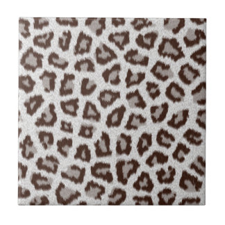 Jaguar Print Tile