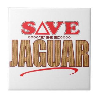Jaguar Save Tile