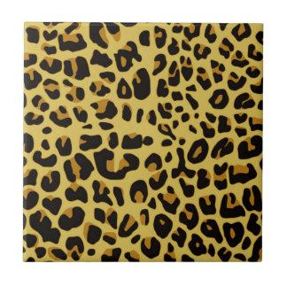 Jaguar Texture Tile