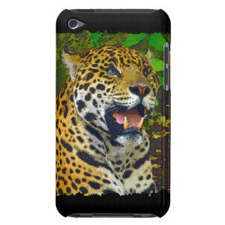 Jaguar, Wild Cat, Animal-Lover, Wildlife Art iPod Case-Mate Case
