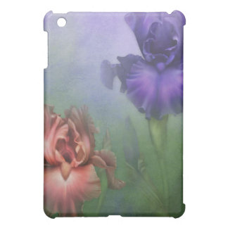"Jaguarwoman's ""Bearded Iris Portrait I"" Cover For The iPad Mini"