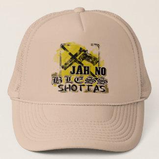"""Jah no bless shottas"" Trucker Hat"
