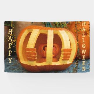 Jailed Pumpkin Halloween