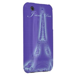 J'aime Paris iPhone 3 Case-Mate Cases