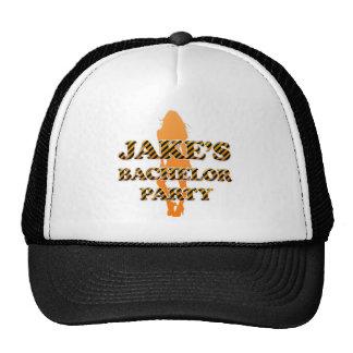 Jake's Bachelor Party Cap