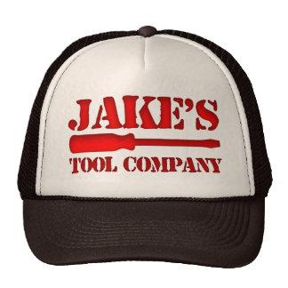 Jake's Tool Company Cap