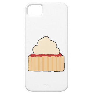 Jam and Cream Scone. Barely There iPhone 5 Case