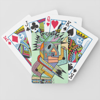 """""""Jam in Brooklyn"""" by Ruchell Alexander Bicycle Playing Cards"""