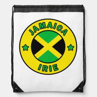 Jamaica Irie Drawstring Bag
