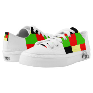 JAMAICA OLYMPIC TEAM LOW TOPS