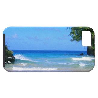 Jamaica Splash iPhone 5 Protective Case