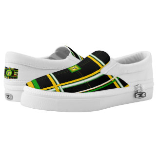 Jamaica Time Slip On Shoes