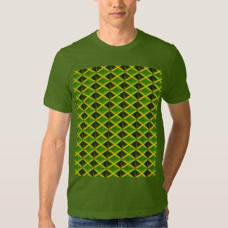 jamaican flag reggae roots t shirt