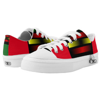 JAMAICAN TRACK TEAM LOW TOPS