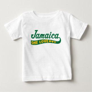 jamaicaonelove baby T-Shirt