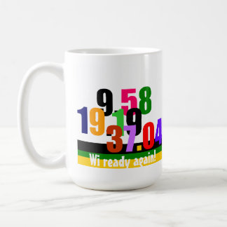 Jamaica's World Records Coffee Mug
