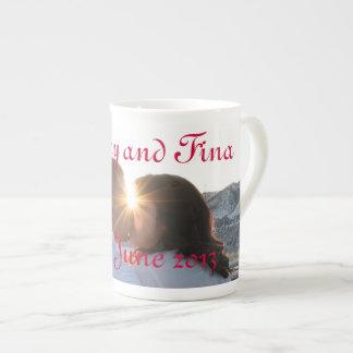 james and fina tedesco iii wedding tea cup