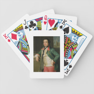James Caulfield (1728-99), 4th Viscount Charlemont Bicycle Playing Cards