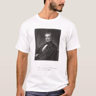 James Knox Polk, engraved by Henry Bryan Hall (180 T-Shirt