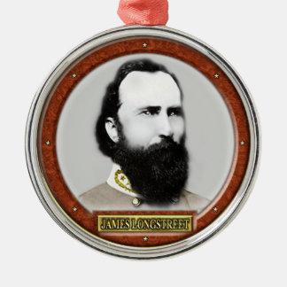 James Longstreet Christmas Ornament