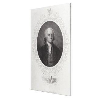 James Madison Canvas Print