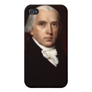 James Madison Case For iPhone 4