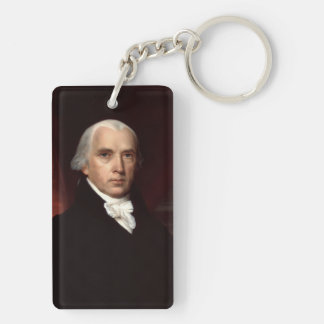 James Madison Key Ring