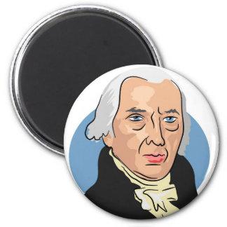 James Madison Magnet