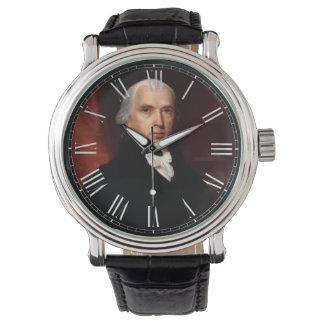 James Madison President Vintage Watch