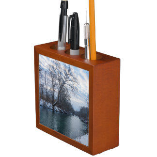 James River Winter Desk Organisers