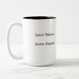 James Wharton The English Mill Mug