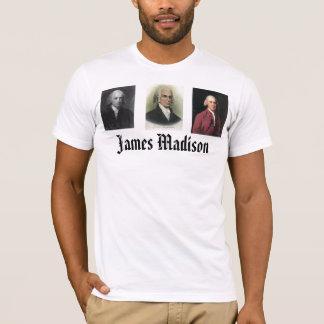 jamesmadison, james_madison, james-madison-gilb... T-Shirt