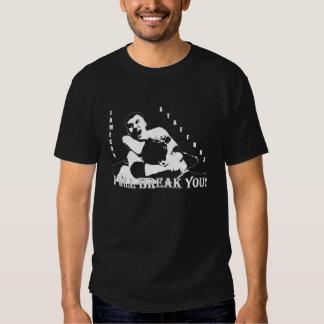 "Jameson Stafford ""I Will Break You"" T-shirts"