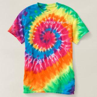 Jamie Davis Tie-Dye T -Shirt T-Shirt