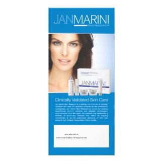 Jan Marini Skin Research - Rack Card