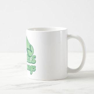 JANDALS not thongs Kiwi Aussie funny design Coffee Mug