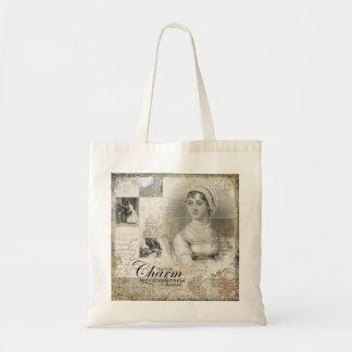 Jane Austen book tote! Tote Bag