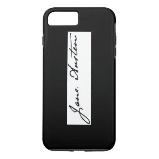 Jane Austen Signature iPhone 7 Plus Case