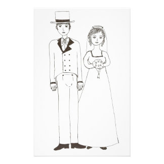 Jane Austen Wedding Stationery