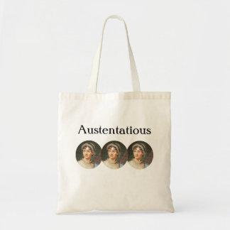(Jane) Austentatious Tote Bag