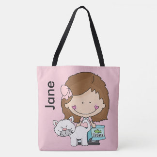 Jane's Personalized Gifts Tote Bag