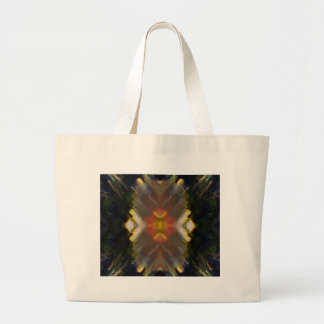 Janice's Lilly 1 Large Tote Bag