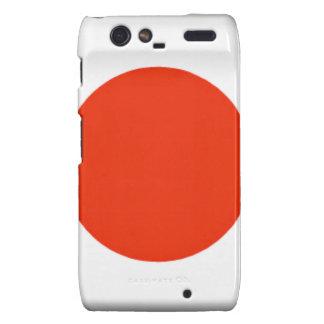 Japan Motorola Droid RAZR Cases