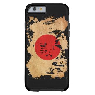 Japan Flag Tough iPhone 6 Case