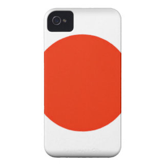 Japan Flag iPhone 4 Cover