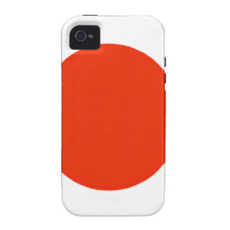 Japan Flag iPhone 4/4S Cases