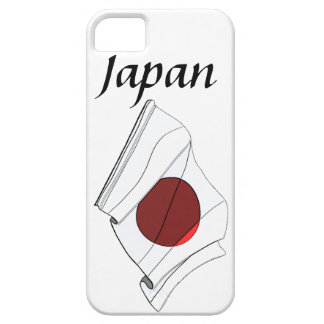 Japan Flag iPhone Case iPhone 5 Cases
