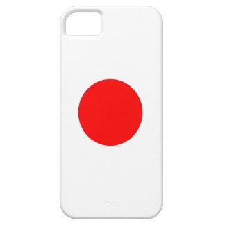 Japan Flag on Iphone Case